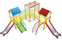 Детский игровой комплекс Ранчо