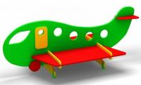 Скамейка Самолет №1