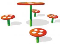 Столик для детей Мухоморчик
