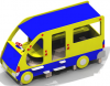 Домик - автобус